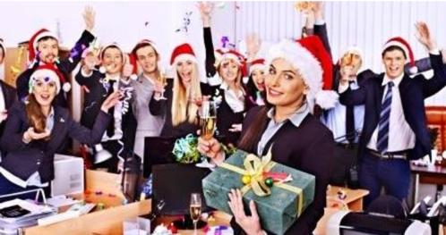 Party de Noël de la Chambre de commerce de la région d'Acton